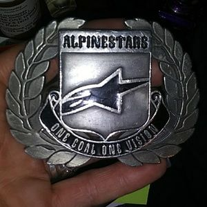 AlpineStars Belt Buckle
